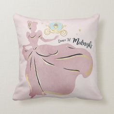 Cinderella Silhouette, Royal Room, Custom Pillows, Bed Pillows, Dance, Make It Yourself, Knitting, Gender, Fabric