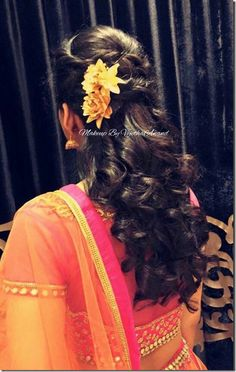 hairstyles zig zag hairstyles cute hairstyles african american hair hairstyles for 13 year olds to braided hairstyles hairstyles drawing hairstyles you can do at home hairstyles drawing Indian Wedding Hairstyles, Bride Hairstyles, Hairstyles Haircuts, Trendy Hairstyles, Dance Hairstyles, Engagement Hairstyles, Traditional Hairstyle, Bridal Hairdo, Homecoming Hairstyles