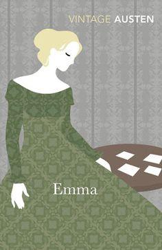 Beautiful Things: Jane Austen Vintage Classics ~ Such beautiful cover design! Emma Jane Austen, Jane Austen Books, Vintage Classics, Pride And Prejudice, New Friends, True Friends, Vintage Books, Book Publishing, Cover Design
