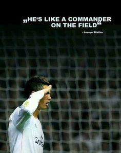 Cristiano Ronaldo, Blatter bitch!