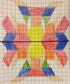 Symmetry exploration in partners. I love this.