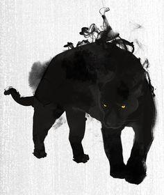 smoking jaguar