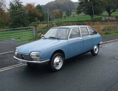 1974 Citroen GS Club