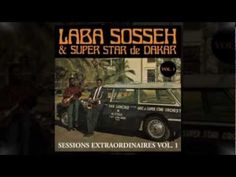 this is on an album called sessions extraordinaire vol 1 but it features the collaboration of Laba Sosseh and Dexter Johnson - great stuff