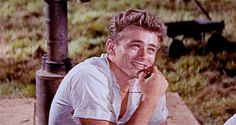 James Dean in East of Eden...
