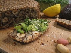 Flohsamen-Brot - Zuckermonster