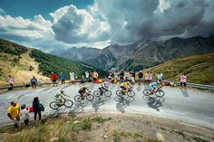 After more than two weeks of racing, the Tour de France hits its final battleground: the Alps. Four brutal days on some of the most beautiful roads anywhere, including Alpe d'Huez, a slope for riders and fans so unique and legendary that we will address it in the next Strava Story.