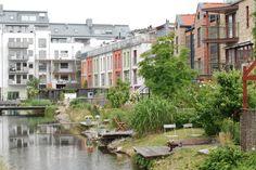Ecoquartier Malmö / Suède