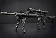United States Navy Mark 12 Mod 0/1 Special Purpose Rifle Mk 12 5.56x45mm Nato