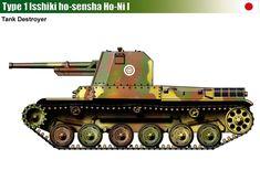 Type 1 Ho-Ni I
