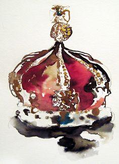 red_crown | Bridget Davies