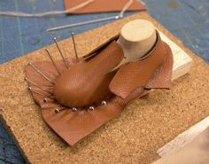 Shoe making