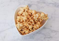 Proper Corn Smooth Peanut and Almond Popcorn