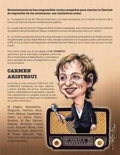 Acoso a Carmen Aristegui