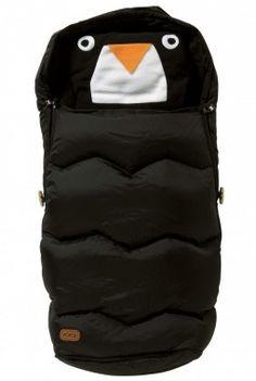 Voksipose Voksi Urabn black_penguin_sleeping_bag