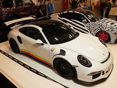 JP Performance Porsche Turbo: Essen Motor Show 2016