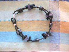 Magnets , obsidians, amethysts and crystal beads on a protective bracelet to help you stay grounded and to increase your intuition.. It is great to heal your 3rd eye, and root chakra. It is good for bones, skeleton , waist, pains all over the body, teeth, nails , blood, nervous system and eyes. You can have it as single or double row, one and also in a necklace. Crystal Beads, Crystals, 3rd Eye, Amethysts, Nervous System, Intuition, Skeleton, Chakra, Teeth