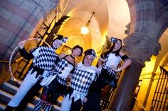 Medieval Night at Chester Town Hall