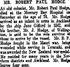 Article image New Zealand, Death, Image