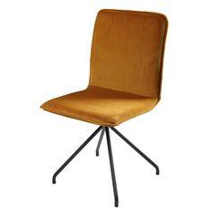 Klappliegestuhl metall  Chaise en cuir de chèvre et métal noir | Interieur sud | Pinterest ...