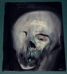 Hale Skull #8, in JonathanWayshak's My (Humble) Collection Comic Art Gallery Room