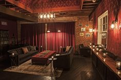 """The Federal Bar Quietly Opens New Cocktail Hideaway """"The Salon""""  in L.A.'s NoHo Arts District in North Hollywood on www.nohoartsdistrict.com"""
