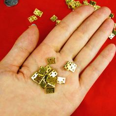 50pcs Mini Hinges. Designed for 1/12 dollhouse miniature furnitures, such as closets, cabinets, etc. These mini hinges are. Delicate in appearance to enhance the beauty of miniature products. Come in miniature size for use on delicate boxes or dolls houses. | eBay!
