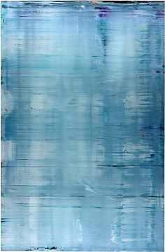 gerhard richter, I would like to have this in my collection.