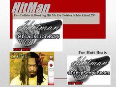 "~new~ Lion - ""Hitman"" (produced by: dirtyscopebeatz)"