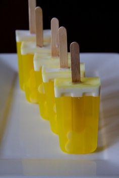 Popsicle Soap Lemongrass Popsicle Soap  Glycerin by Soapmuchlove