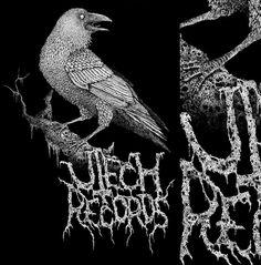 Utech Records T-Shirt