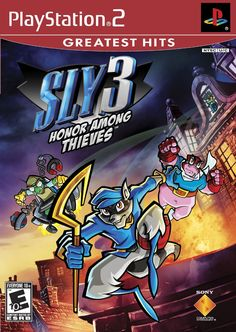 sly 3 - honour among thieves - Google Search