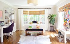 A Large House Plant That's Easier Than A Fiddle Leaf Fig