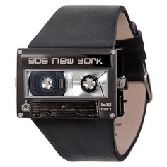 Eos Cassette Watch: Old School charm
