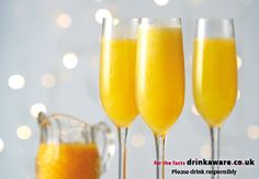Christmas Morning Bellini! #AldiChristmasEssentials #Recipe #Christmas