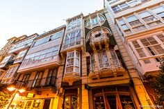 Modernismo en Ferrol by luisete, via Flickr