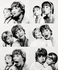 Shirley MacLaine with daughter, Sachi Parker.
