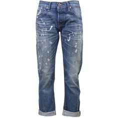 NSF Beck boyfriend jean ($290) ❤ liked on Polyvore