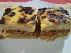 Παστίτσιο French Toast, Breakfast, Food, Morning Coffee, Essen, Meals, Yemek, Eten