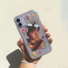 Cute Cases, Cute Phone Cases, Diy Phone Case, Matching Phone Cases, Kpop Phone Cases, Iphone Phone Cases, Kpop Diy, Aesthetic Phone Case, Cool Electronics