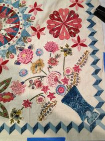 Happy Appliquer: LE and Broderie Perse