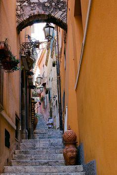 Taormina,Sicily