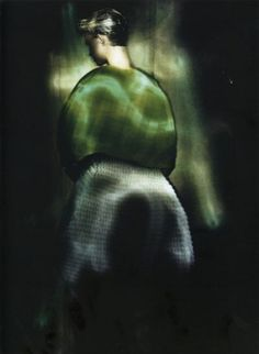 "Paolo Roversi digital photography art (or as i enjoyed calling it as a kid ""trick photography"")"