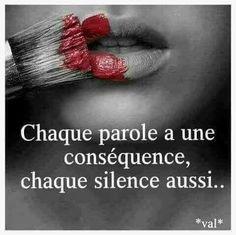 Et les silences sont bien plus douloureux