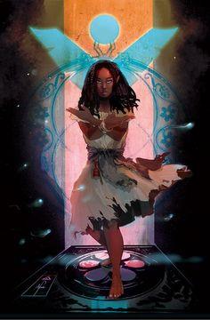 Niobe Ayutami, The Untamed by Afua Richardson