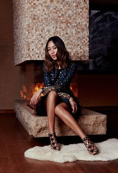 The Dos and Don'ts of Party Dressing With Jimmy Choo via @WhoWhatWearUK