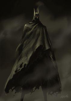 ArtStation - The evil Batman, Can C