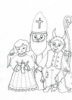 Christmas Colors, Christmas Time, Owl Name Tags, Activities For Kids, Crafts For Kids, Unicorn Crafts, Saint Nicholas, Preschool Worksheets, Free Coloring Pages