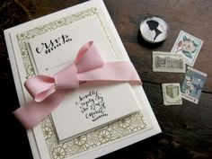 Wedding Invitation Designers - la Happy | Oh So Beautiful Paper