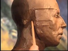 (2) Bill Merklein Sculpting the Human Head part 4 - YouTube